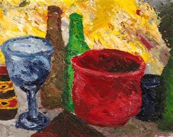 Van Gogh-ish Still Life