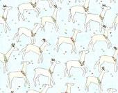 Deer Print Fat Quarter