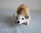 Plaid Hedgehog