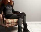 FOR SARAH: AERIAL knee patch leggings.  small