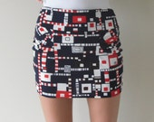 SALE Mini skirt.  Fitted.  Pencil skirt.  medium only, Last One