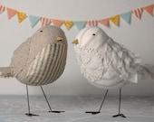 Custom Wedding Birds