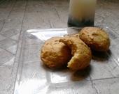 Soft Pumpkin Cookies  RECIPE - Yummy - Easy