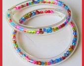 Treasure Tube Bracelet - Rainbow