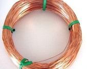 22 Gauge Genuine Copper wire soft (20 FEET) MSIA TEAM