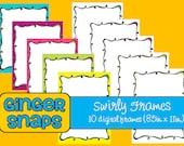 Swirly Frames