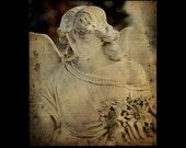 Angel Stone Lady Photograph
