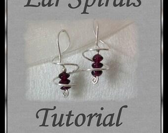 Tutorial - Ear Spirals