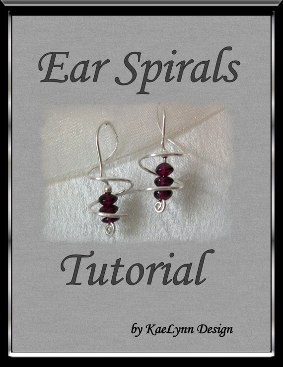 Tutorial - Ear Spirals