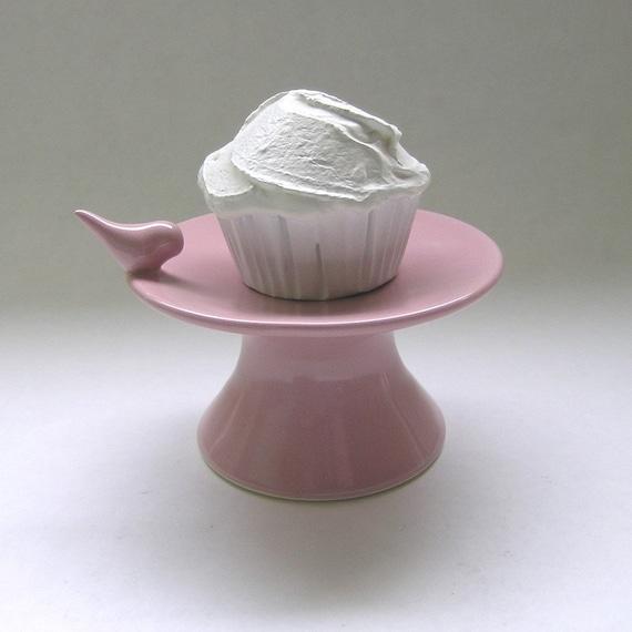 Bird Cupcake Stand