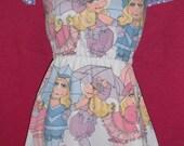 25% off Miss Piggy dress, size Small