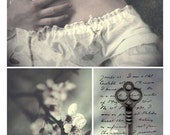 Jane Austen Inspired Print, 3 Wishes, 8x12 Inch Print
