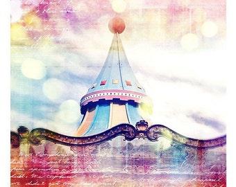 Carnival Dreams III, Fine Art Print