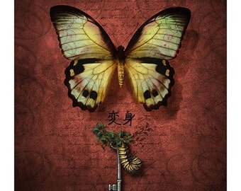 Metamorphosis I, Fine Art Print
