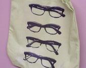 glasses tote