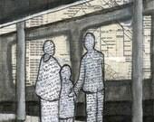Subway Stories - Blue Line