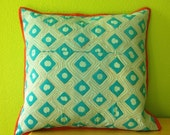 Diamond Dots Pillow Cover
