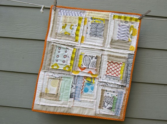 Inside Out Mini Quilt
