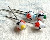 Decorative Pins - Cherry Blossom - LAST SET