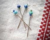 Sale - Decorative Pins - Blue Hour