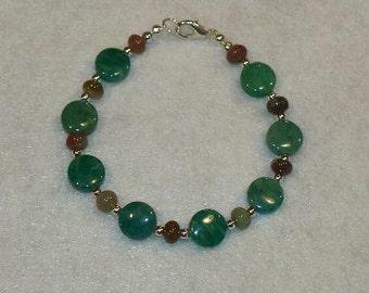 Russian Amazonite bracelet