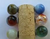 Reclaimed Marble thumbtacks