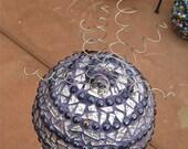 Spiral Garden Sphere-- FREE SHIPPING