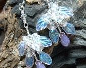 Evenstar Elven Forest Earrings