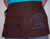 Waist Vendor Aprons - CUSTOM - Many colors to choose from.