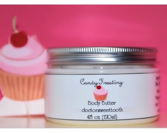 Candy Frosting Body Butter (Paraben Free)