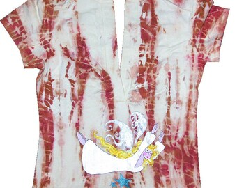 StarAngel tiedye T-shirt. Size M