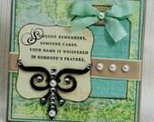 Someone Remembers....Handmade Card