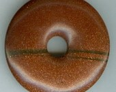 CLEARANCE - 40mm Goldstone Donut -  25% OFF