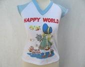 vintage holly hobbie shirt