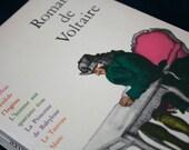 Vintage book - Romans de Voltaire - French