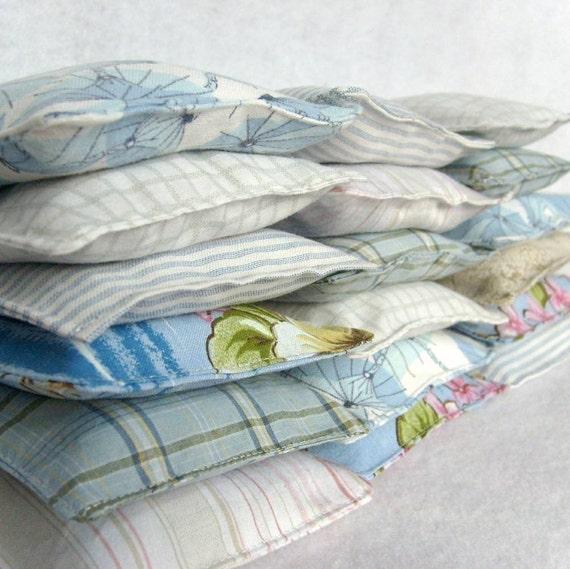 Eco friendly dryer sachets... Surprise fabric selection