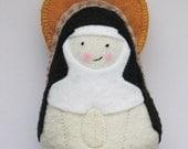 Saint Alice Felt  Saint Softie