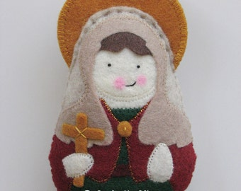 Saint Julia Felt Saint Softie