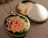 ROMANCE Recycled Magnetic LOCKET SET By Polarity