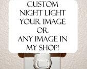 Make your own CUSTOM Night Light