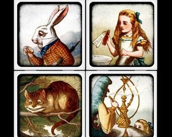 Feed your Head Ceramic Coaster Set