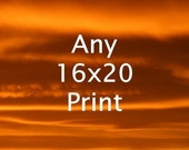 16x20 Print - Your Choice of Fine Art Nature Photographs from Flanders Field Photography