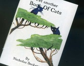 Yet Another Book Of Cats - Mini Cat book number 3