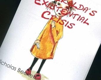 Esmeralda's Existential crisis  - zine book