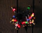 Winchester 12 Ga Shotgun Shell Bar Party Lights Silver Hulls Color Lights - 35