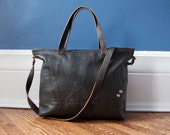 Melissa Carry-All Made of Rugged Reclaimed Leather