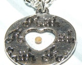 Mustard Seed Faith Necklace (this is my only one)