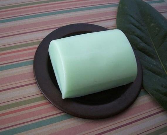 Luscious Lemongrass Soap--4 oz. Bar