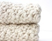 Eco Friendly Washcloths Organic Cotton  Mix and Match Pick your Colors