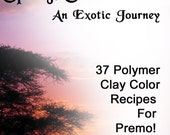 Premo Spring Summer 2011 Polymer Clay Color Recipes